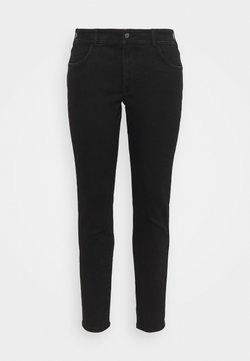MY TRUE ME TOM TAILOR - Jeans Skinny Fit - black denim