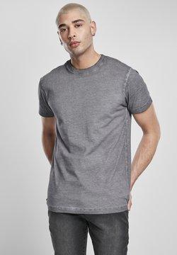 Urban Classics - MÄNNER GRUNGE - T-Shirt basic - asphalt