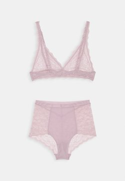 Monki - LONNIE AND OMA SET - Panty - lilac