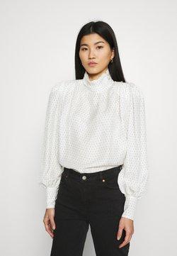 Custommade - DELIA - Bluse - whisper white