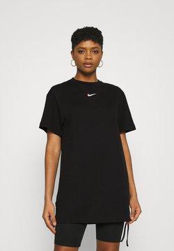 Nike Sportswear - DRESS - Vestido ligero - black