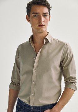 Massimo Dutti - Camicia elegante - beige