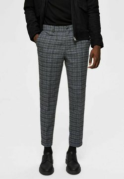 Selected Homme - Stoffhose - grey