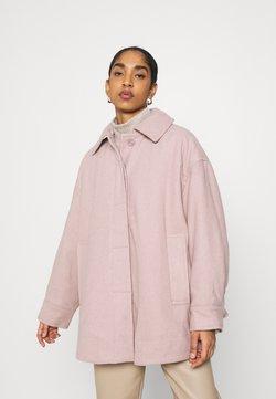 Weekday - CARLI JACKET - Short coat - rose