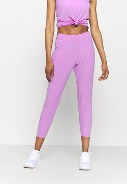 Nike Performance - Pantalones deportivos - fuchsia glow/silver