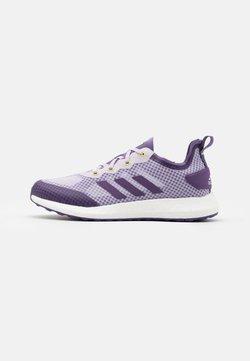 adidas Performance - RAPIDALUX UNISEX - Juoksukenkä/neutraalit - tech purple/footwear white/purple tint