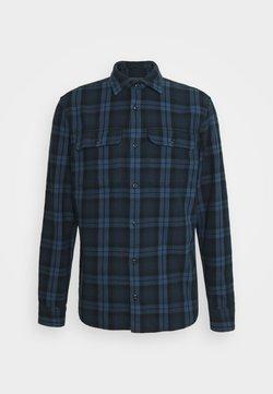 Jack & Jones PREMIUM - OVERSHIRT - Koszula - vintage indigo