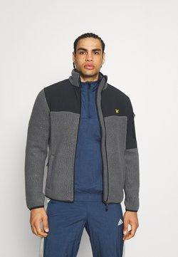 Lyle & Scott - POLARTEC THERMAL  - Fleece jacket - rock grey