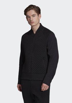 adidas Performance - VRCT PRIMEKNIT HYBRID JACKET - Blouson - black