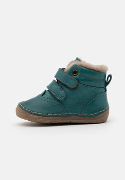 Froddo - PAIX WINTER SHOES WIDE FIT UNISEX - Lauflernschuh - petroleum
