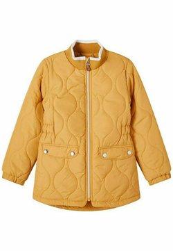 Name it - FRÜHJAHR - Chaqueta de invierno - amber gold