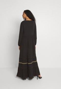 Superdry - AMEERA DRESS - Maxikleid - black