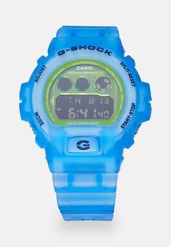 G-SHOCK - SKELETON - Digitalklocka - blue