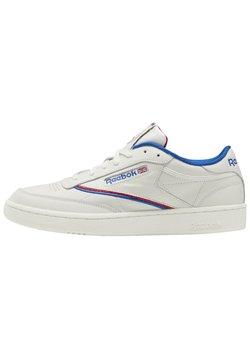 Reebok Classic - CLUB C 85 SHOES - Sneaker low - white