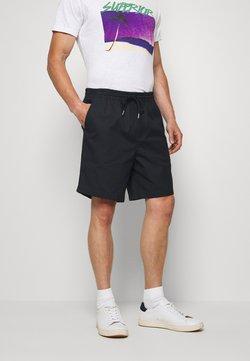 Farah - TREHURST HOPSACK - Shorts - true navy