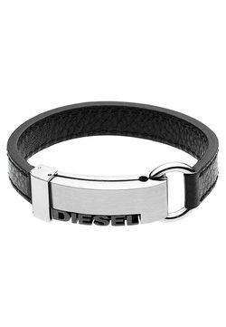 Diesel - Step Up Steel Bracelet - Rannekoru - black