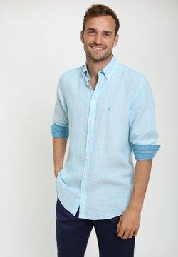 KOY CLOTHING - Shirt - turquoise
