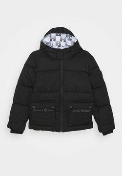 BOSS Kidswear - PUFFER JACKET - Vinterjacka - black