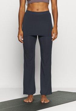 Curare Yogawear - Verryttelyhousut - midnight blue