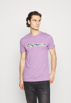 Ellesse - LANBRONE - Camiseta estampada - lilac