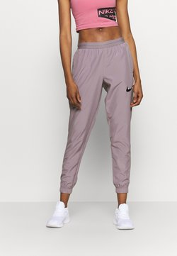 Nike Performance - RUN PANT - Jogginghose - purple smoke/light violet/black