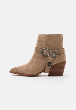 ALDO - RAVELIN - Ankle Boot - medium beige