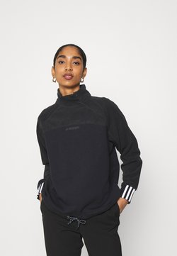 adidas Originals - SPORTS INSPIRED  - Sweatshirt - black