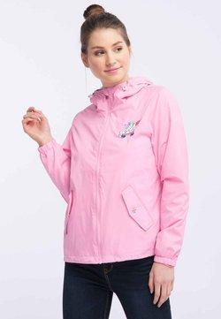 myMo - MIT STICKEREI - Blouson - pink