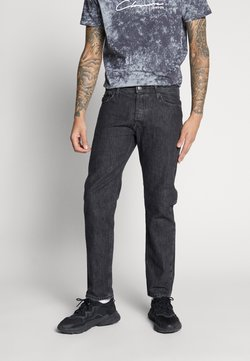Jack & Jones - JJIMIKE - Slim fit jeans - black denim