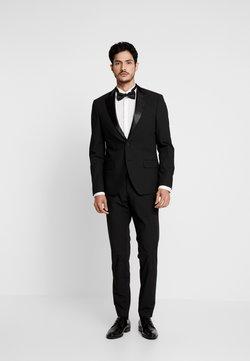 Bertoni - LAPEL TUX - Suit - black
