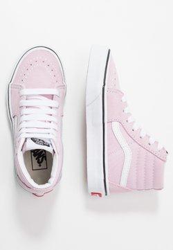 Vans - SK8 - Sneakersy wysokie - lilac snow/true white