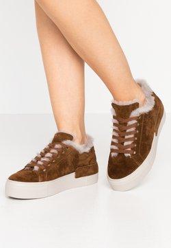 Kennel + Schmenger - SONIC - Sneaker low - castoro/natural