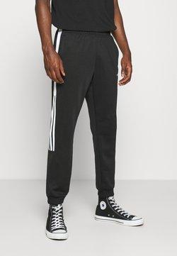 adidas Originals - CLASSICS  - Verryttelyhousut - black/white