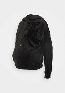 Lindex - HODDIE MOM TAYLOR  - Jersey con capucha - black