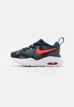 Nike Sportswear - AIR MAX FUSION UNISEX - Trainers - deep ocean/bright crimson/iron grey/limelight
