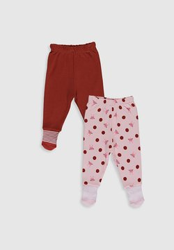 LC Waikiki - 2-TEILIG - Pyjamabroek - red
