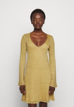 M Missoni - ABITO - Cocktail dress / Party dress - gold