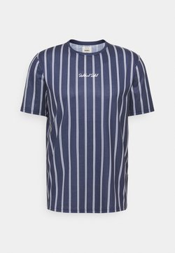 Redefined Rebel - JETT TEE UNISEX - T-Shirt print - dark navy