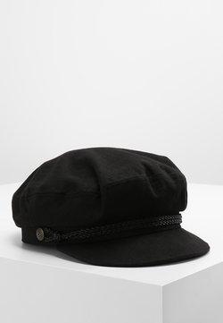 Brixton - FIDDLER - Mössa - black harringbone twill