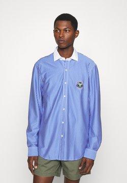 Polo Ralph Lauren - INTERLOCK FULL ESTATE - Hemd - court blue/white