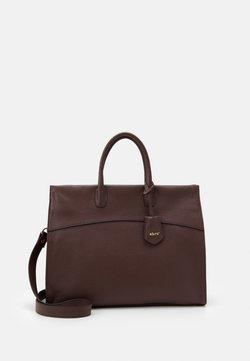 Abro - NORA - Handtasche - dark brown
