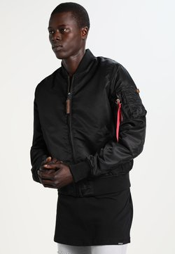 Alpha Industries - Bomberjacke - black