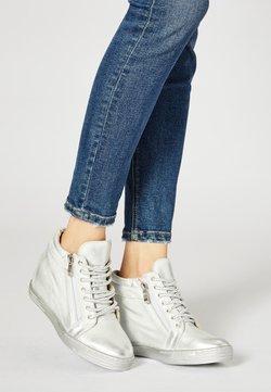 faina - Sneakers laag - silver