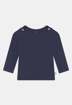 Noppies - BABY TEE NATAL UNISEX - Camiseta de manga larga - navy melange