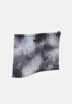Nike Performance - REVERSIBLE NECK WARMER UNISEX - Braga - smoke grey/black/white