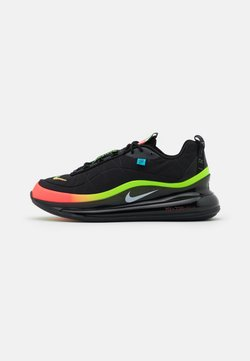 Nike Sportswear - MX-720-818 UNISEX  - Matalavartiset tennarit - black/white/green strike/flash crimson/blue fury/off noir