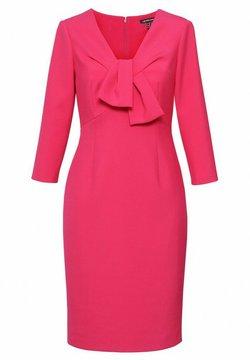 Hexeline - Sukienka etui - różowa
