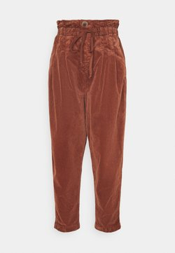 Free People - MARGATE TROUSER - Trousers - gingerbread tea