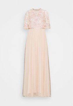 Needle & Thread - SEQUIN RIBBON DRESS - Ballkjole - pink encore