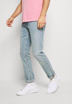Nudie Jeans - GRIM TIM - Jeans slim fit - indigo waves